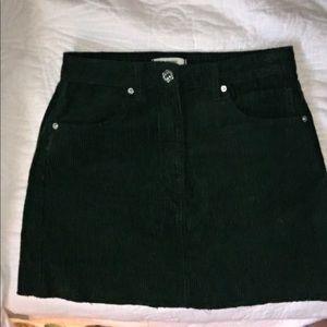 。・:*:・゚☆Green skirt